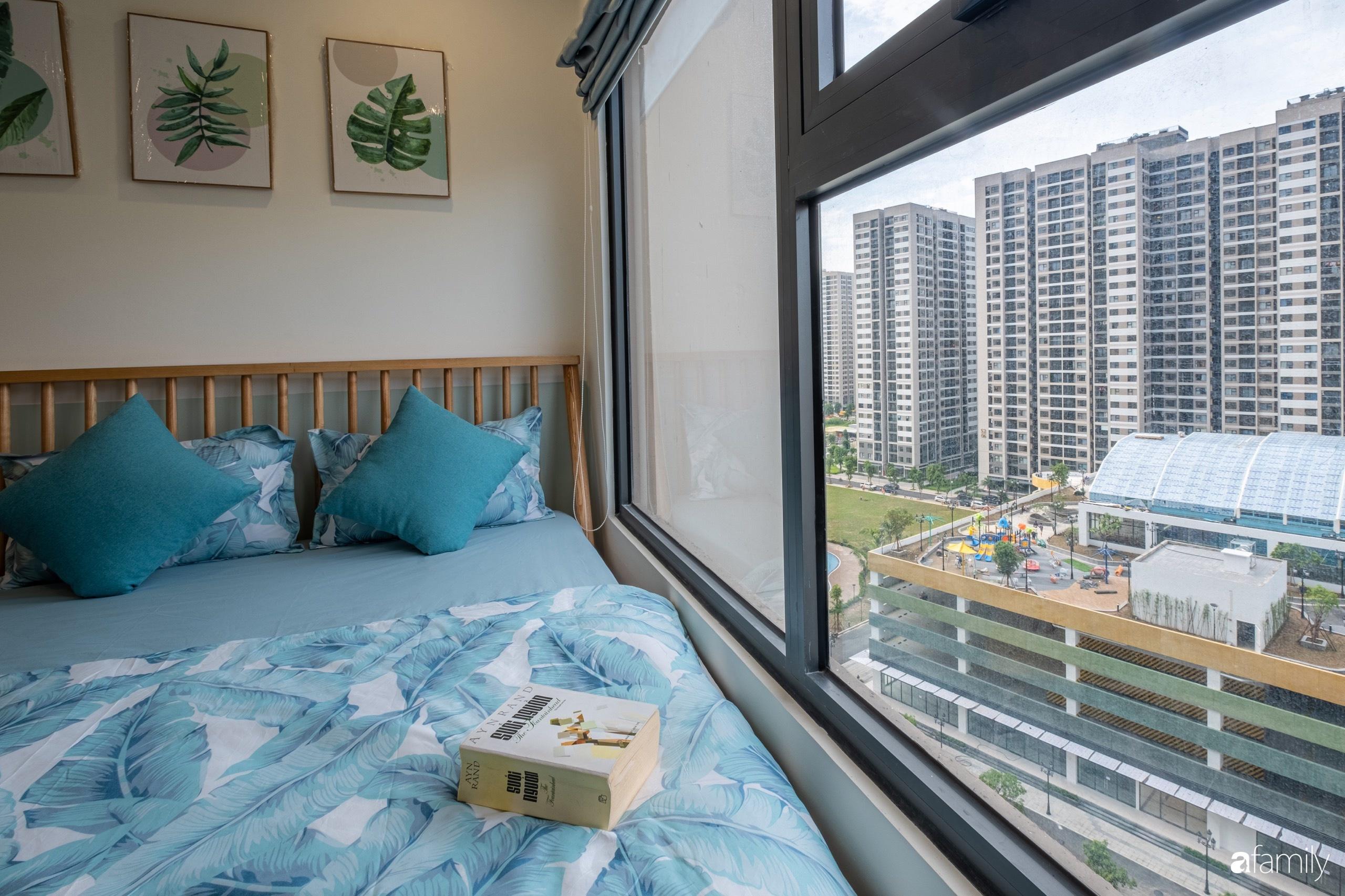Căn hộ 40m² ở ngoại thành Hà Nội khiến ai ngắm nhìn cũng xuýt xoa vì đẹp có chi phí hoàn thiện 70 triệu đồng - Ảnh 17.