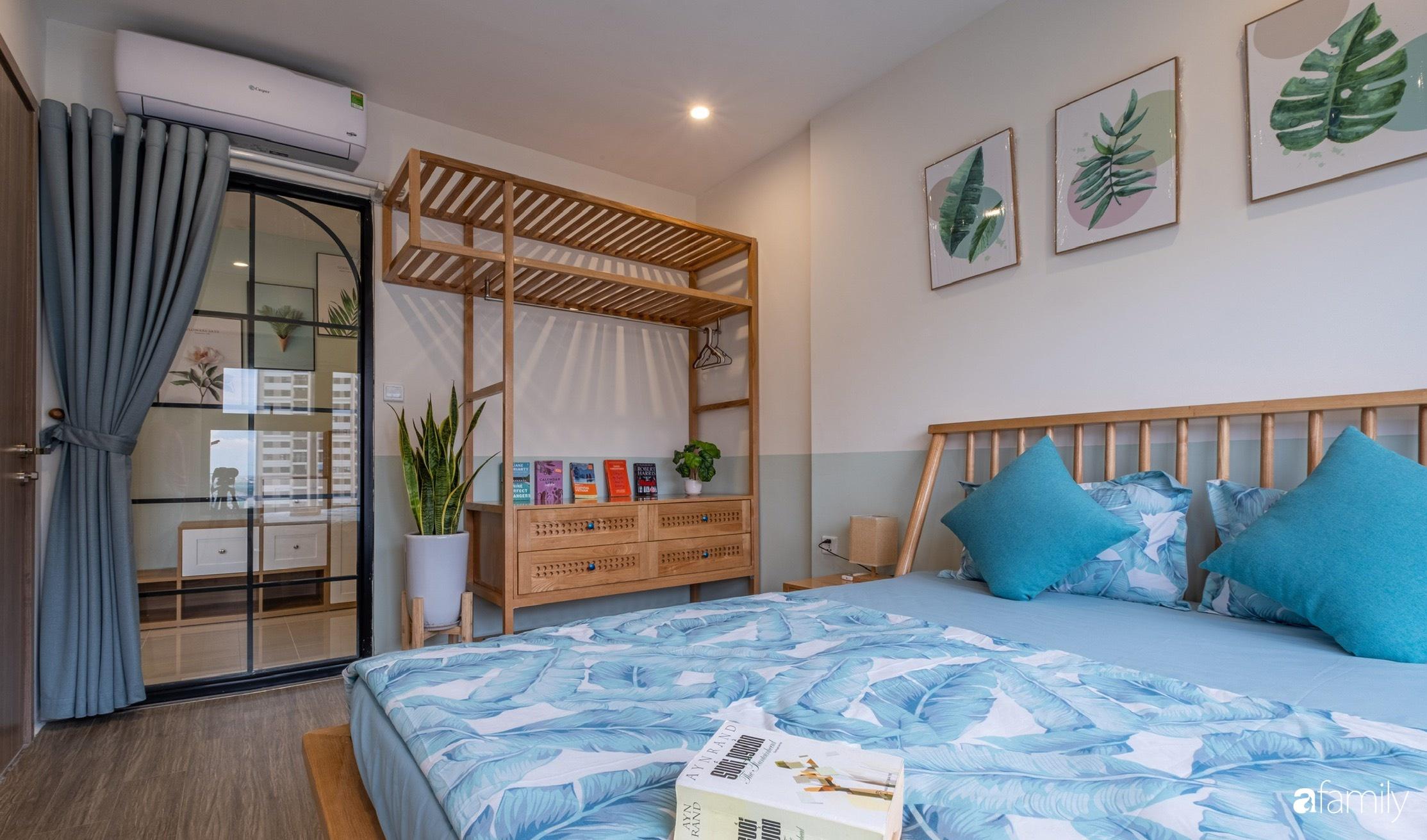 Căn hộ 40m² ở ngoại thành Hà Nội khiến ai ngắm nhìn cũng xuýt xoa vì đẹp có chi phí hoàn thiện 70 triệu đồng - Ảnh 16.