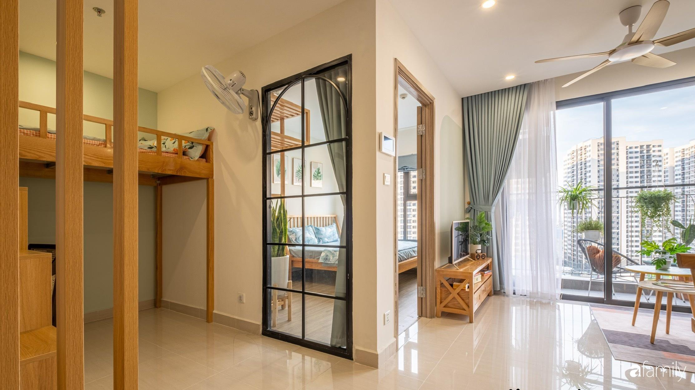 Căn hộ 40m² ở ngoại thành Hà Nội khiến ai ngắm nhìn cũng xuýt xoa vì đẹp có chi phí hoàn thiện 70 triệu đồng - Ảnh 12.