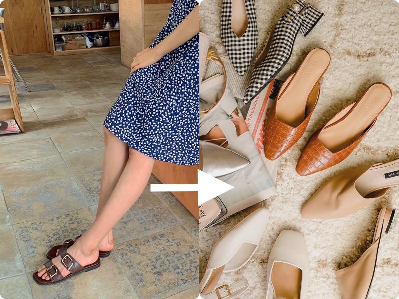 Ngay khi thu về, việc đầu tiên mà nàng nào cũng muốn làm đó là đổi giày - Ảnh 1.