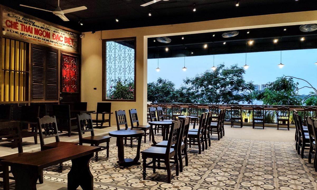"""5 quán cafe view ngay bờ hồ Tây siêu đẹp dành cho chị em đi chơi """"sống ảo"""" cuối tuần - Ảnh 3."""