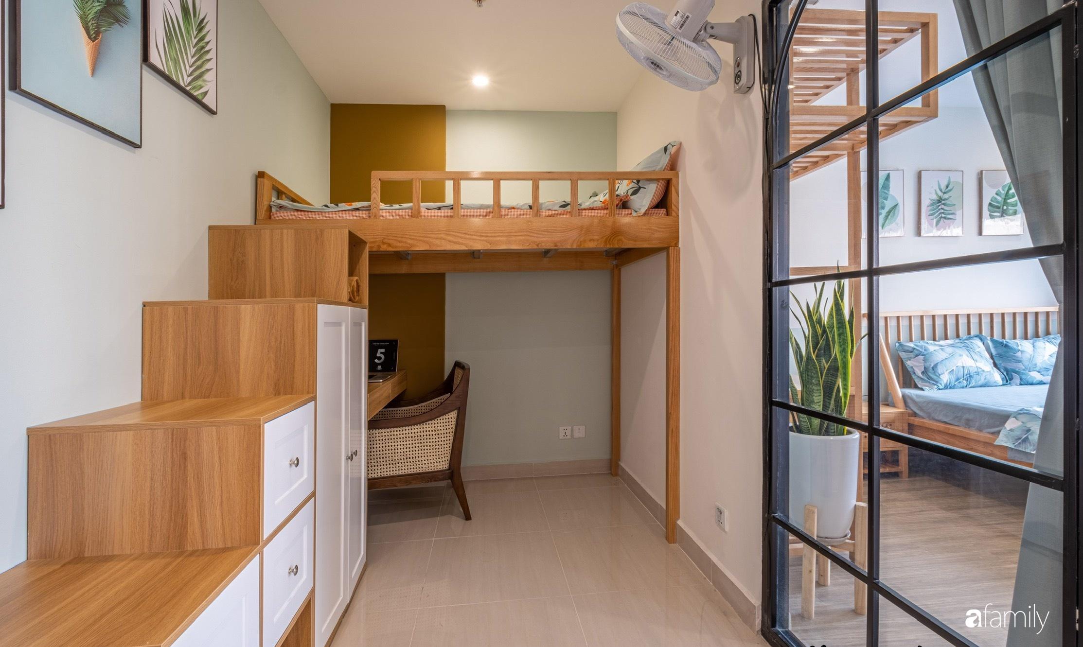 Căn hộ 40m² ở ngoại thành Hà Nội khiến ai ngắm nhìn cũng xuýt xoa vì đẹp có chi phí hoàn thiện 70 triệu đồng - Ảnh 10.