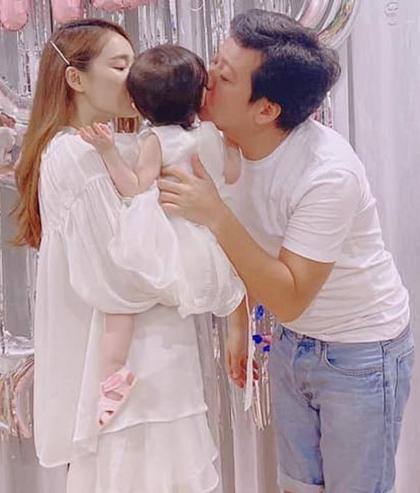 Trường Giang bất ngờ tiết lộ tuổi thực của con gái đầu lòng ở thời điểm hiện tại - Ảnh 2.