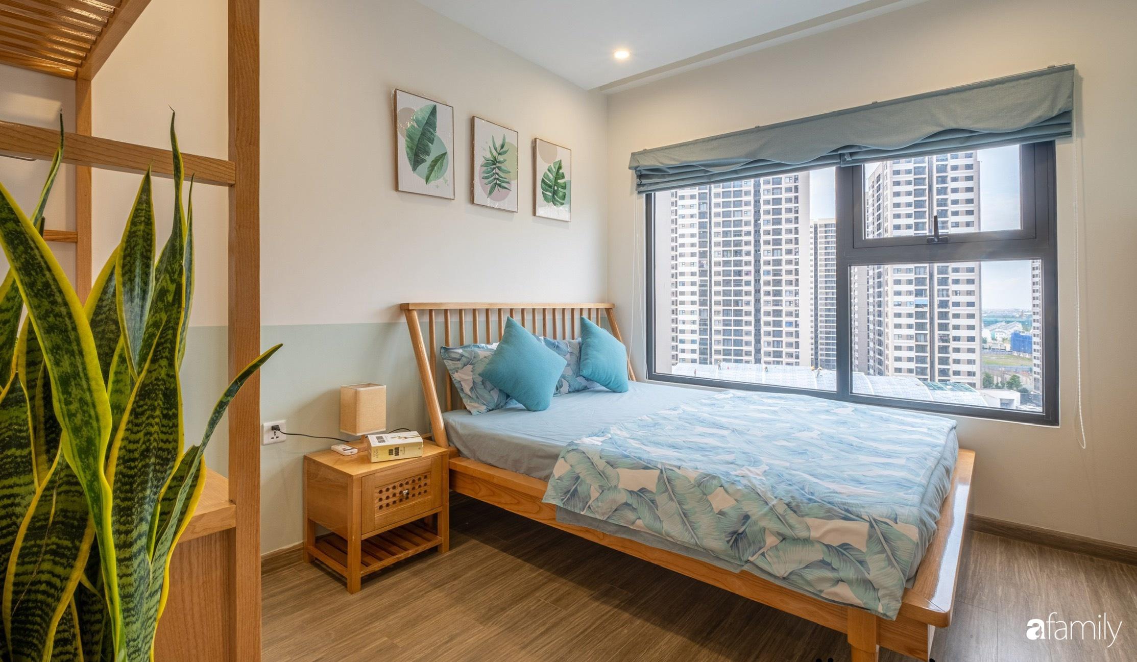 Căn hộ 40m² ở ngoại thành Hà Nội khiến ai ngắm nhìn cũng xuýt xoa vì đẹp có chi phí hoàn thiện 70 triệu đồng - Ảnh 18.