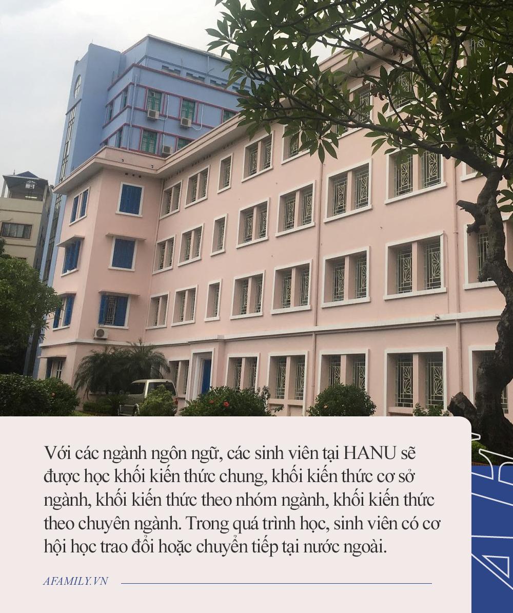 Nên học tiếng ở Đại học Ngoại ngữ Quốc gia (ULIS) hay Đại học Hà Nội (HANU): Đây sẽ là câu trả lời chính xác nhất gửi đến các thí sinh  - Ảnh 10.