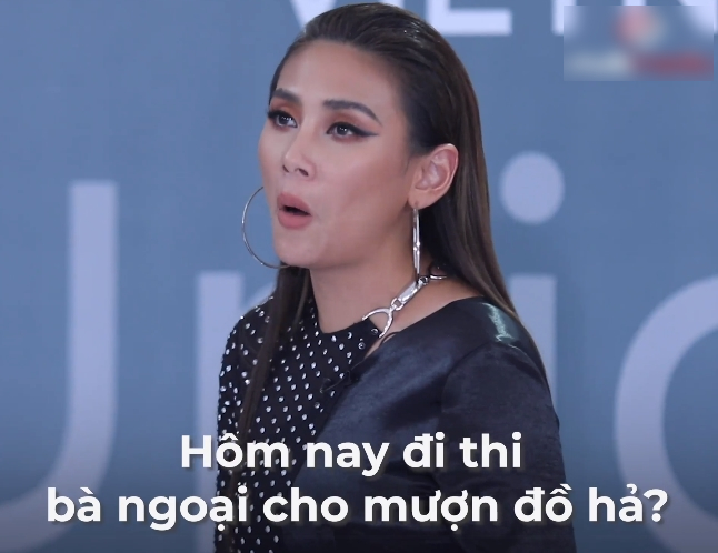 """Vietnam's Next Top Model: Thí sinh chuyển giới quay lại thi người mẫu vì lời hứa năm xưa, vừa xuất hiện Võ Hoàng Yến đã gay gắt """"đi thi bà ngoại cho mượn đồ hả?"""" - Ảnh 3."""