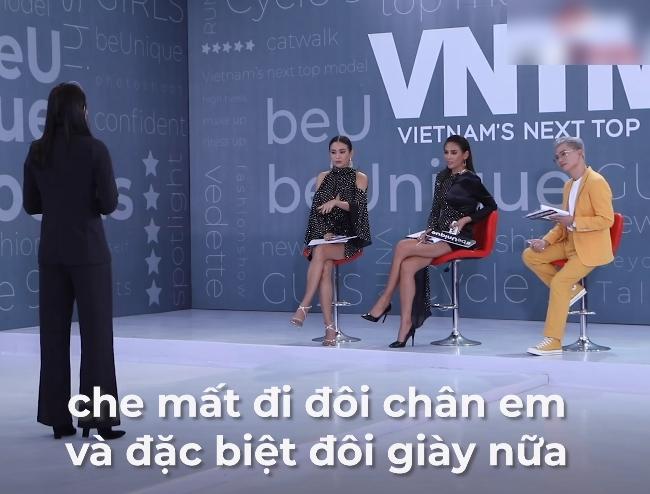 """Vietnam's Next Top Model: Thí sinh chuyển giới quay lại thi người mẫu vì lời hứa năm xưa, vừa xuất hiện Võ Hoàng Yến đã gay gắt """"đi thi bà ngoại cho mượn đồ hả?"""" - Ảnh 4."""