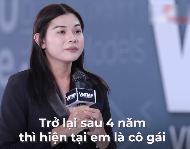 """Vietnam's Next Top Model: Thí sinh chuyển giới quay lại thi người mẫu vì lời hứa năm xưa, vừa xuất hiện Võ Hoàng Yến đã gay gắt """"đi thi bà ngoại cho mượn đồ hả?"""" - Ảnh 6."""