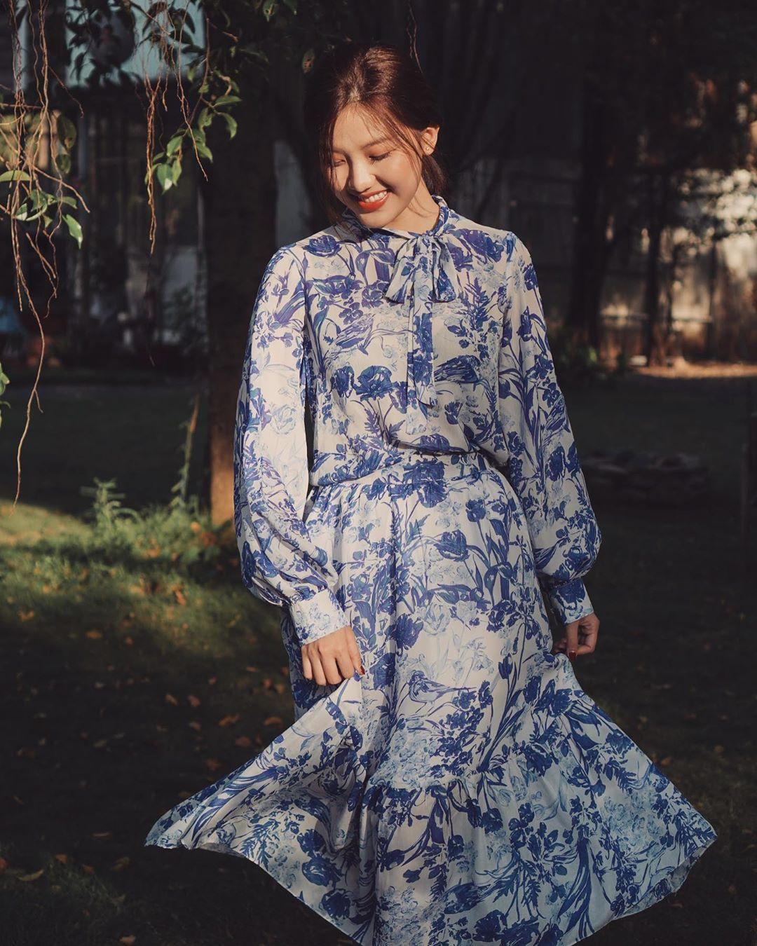 """Không còn là nàng tiểu tam hot nhất dàn hậu cung VTV, style của Lương Thanh """"lành"""" hơn hẳn Trà ngày trước - Ảnh 6."""