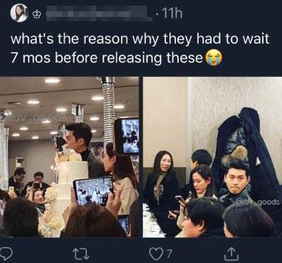 Cộng đồng mạng lại được dịp rộn ràng với loạt hình ảnh hiếm chưa từng được công bố của Hyun Bin - Son Ye Jin cách đây 7 tháng - Ảnh 3.