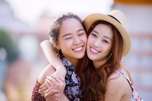Khánh Vân làm dâu phụ trong đám cưới anh trai, dân tình dán mắt vào nhan sắc chị dâu từng thi Hoa hậu - Ảnh 8.