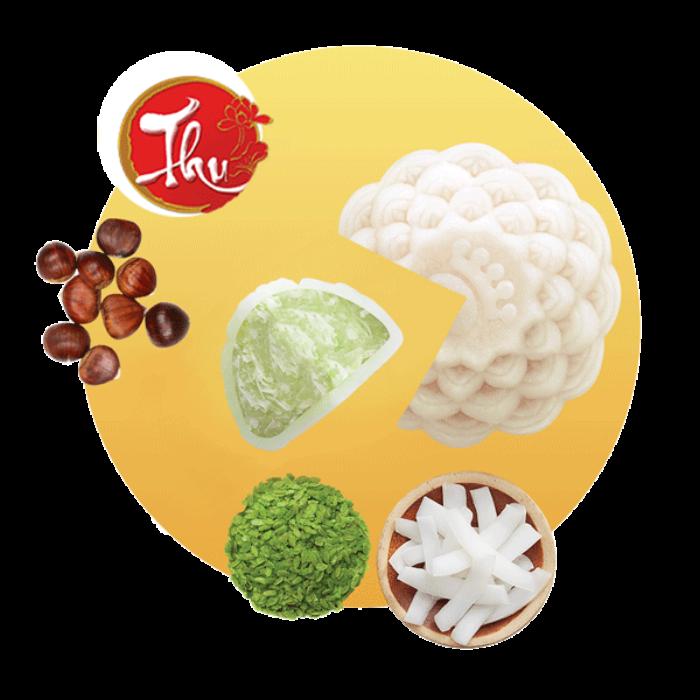 """Ẩm thực cốm mùa thu: từ sữa chua cho tới… pizza đều có thể """"mix"""" với cốm - Ảnh 9."""