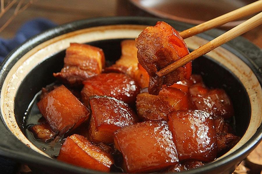 Thịt kho ai cũng biết, nhưng làm sao để có miếng thịt mềm thơm đậm màu đậm vị trong veo thì chẳng mấy ai hay! - Ảnh 5.