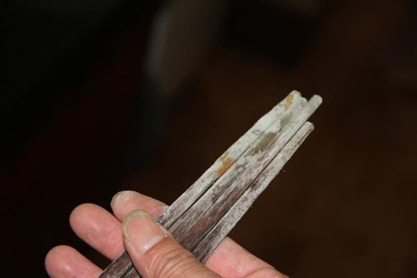 Đây là 2 loại vi khuẩn gây bệnh ung thư có thể tồn tại trên đôi đũa nhà bạn: Nếu đũa có dấu hiệu này cần phải loại bỏ ngay, cố dùng sẽ mang bệnh - Ảnh 5.