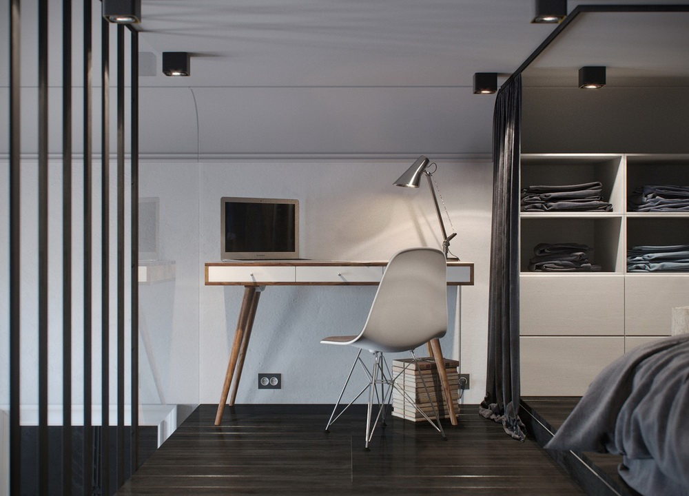 Với 24m² bạn có thể làm như thế này để căn hộ của mình trở nên quyến rũ hơn - Ảnh 7.
