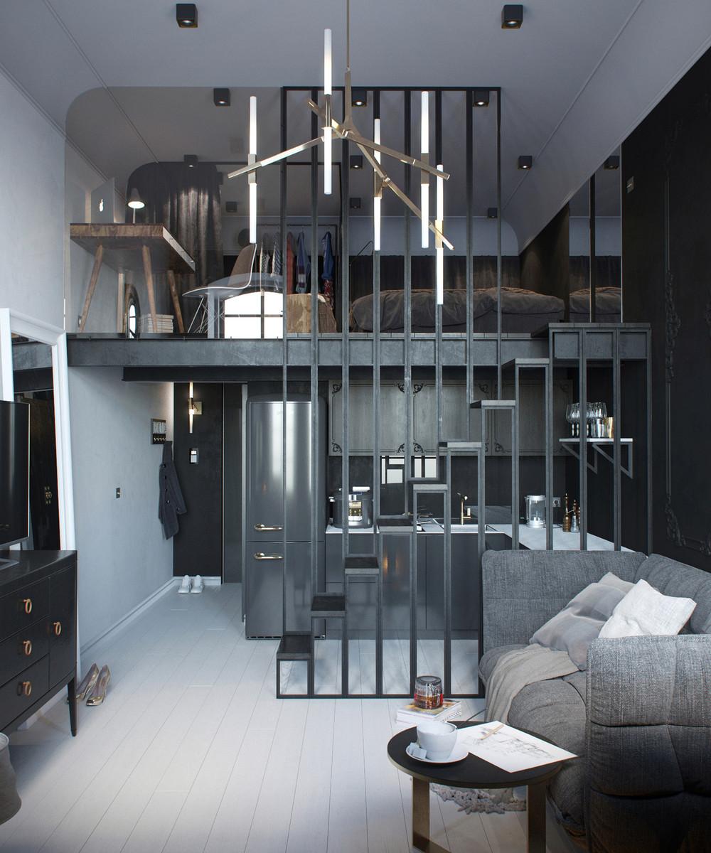Với 24m² bạn có thể làm như thế này để căn hộ của mình trở nên quyến rũ hơn - Ảnh 5.