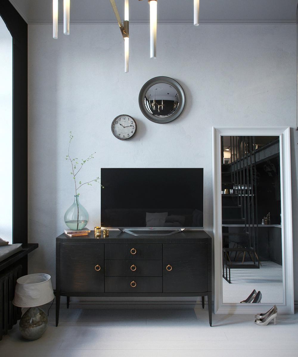Với 24m² bạn có thể làm như thế này để căn hộ của mình trở nên quyến rũ hơn - Ảnh 3.