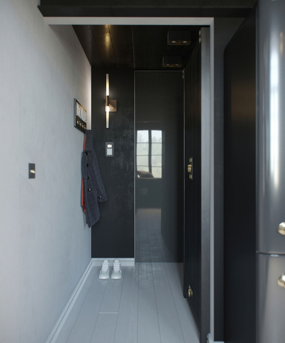 Với 24m² bạn có thể làm như thế này để căn hộ của mình trở nên quyến rũ hơn - Ảnh 9.