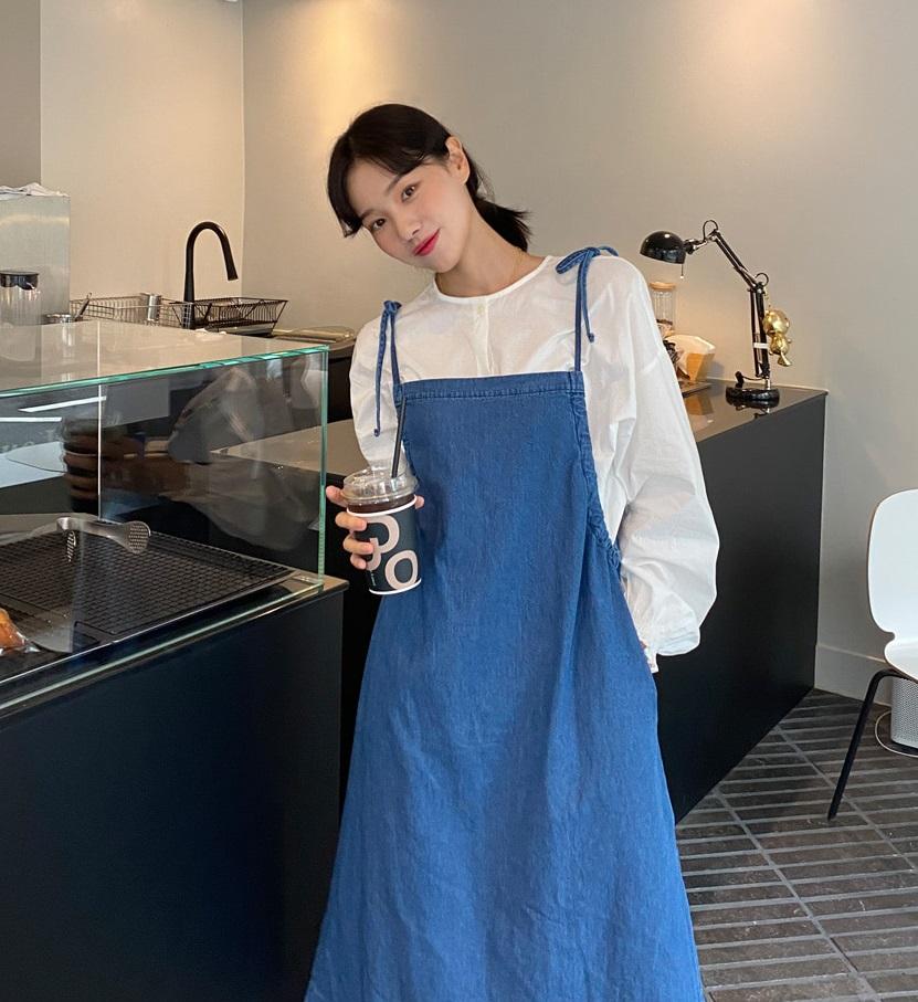 Áo blouse trơn màu đúng là chân ái của nàng công sở, có đến 10 cách diện mà cách nào cũng sang xịn hết cỡ - Ảnh 11.