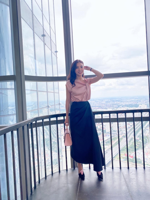 Ninh Dương Lan Ngọc mắc lỗi chọn sai giày giống nhiều chị em công sở, style vì thế mà kém đẹp đi vài phần - Ảnh 2.