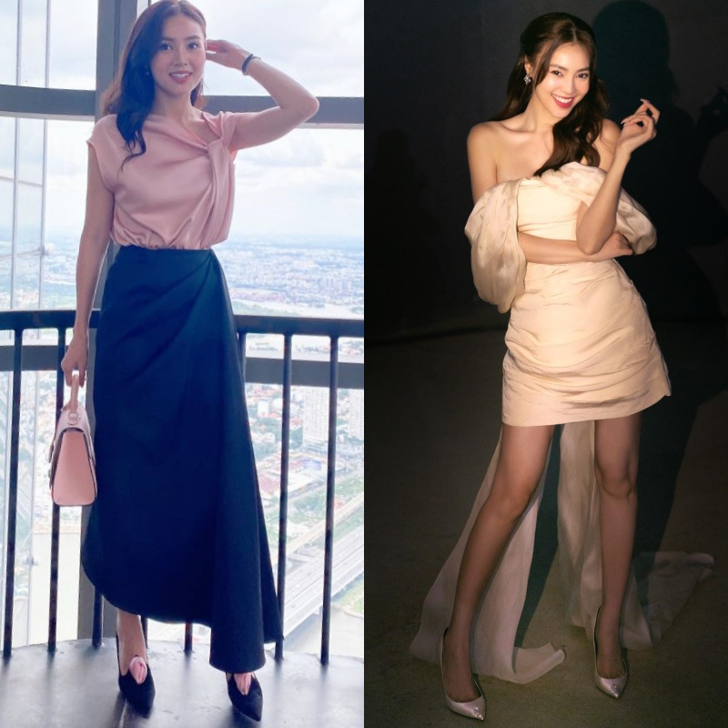 Ninh Dương Lan Ngọc mắc lỗi chọn sai giày giống nhiều chị em công sở, style vì thế mà kém đẹp đi vài phần - Ảnh 3.