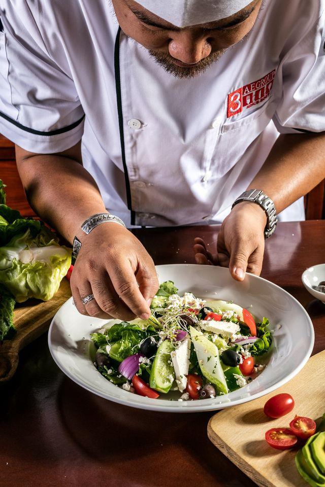Thưởng thức trọn vẹn ẩm thực Âu – Mỹ cùng với Texgrill tại Hải phòng - Ảnh 1.