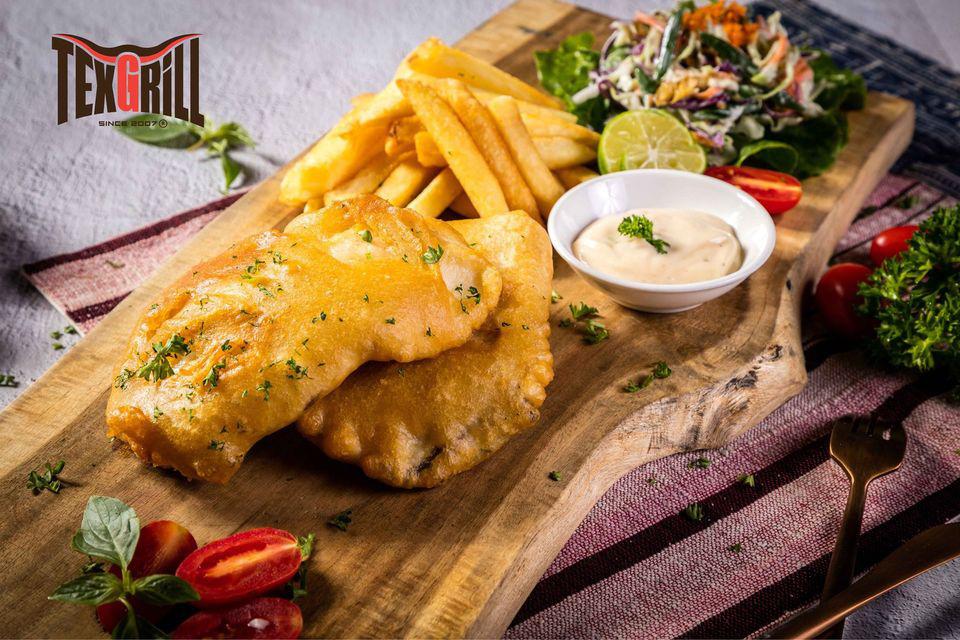 Thưởng thức trọn vẹn ẩm thực Âu – Mỹ cùng với Texgrill tại Hải phòng - Ảnh 2.