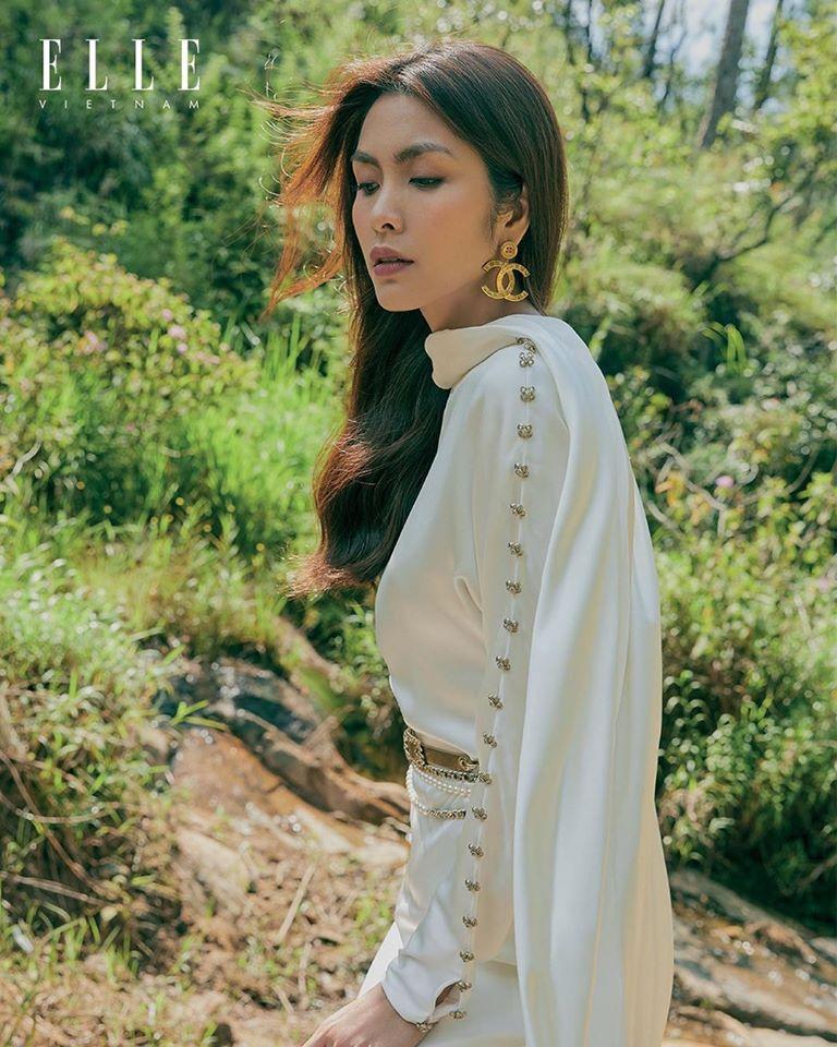 Hà Tăng lấn át Seo Ye Ji khi đụng hàng, thần thái sang chảnh của ngọc nữ Việt quả không phải tầm thường - Ảnh 7.