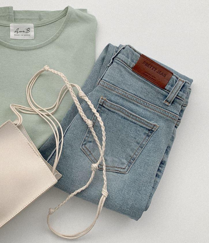 Chi tiết túi sau của quần jeans quyết định độ cong của vòng 3: Nàng mông lép  - Ảnh 1.