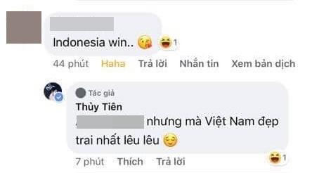 """Netizen nước ngoài bình luận """"ra oai"""" với Công Vinh, Thủy Tiên liền vào """"chặt chém"""" bênh chồng - Ảnh 2."""