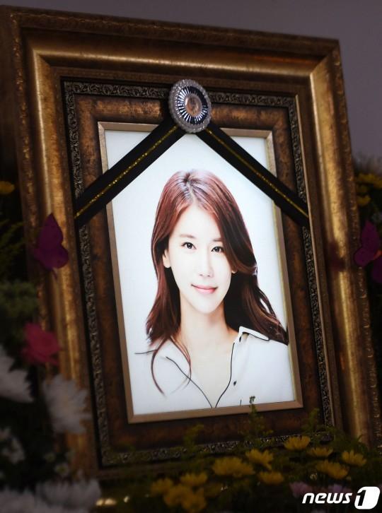 Cảnh sát lên tiếng về những vết bầm tím khác lạ xuất hiện trên thi thể của Oh In Hye  - Ảnh 2.