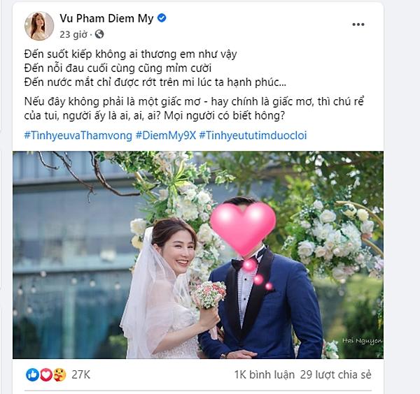 """Tình yêu và tham vọng: Náo loạn vì bộ ảnh cưới đẹp xuất sắc của Minh - Linh nhưng người trong cuộc lại ám chỉ là """"một giấc mơ"""" gây hoang mang - Ảnh 4."""
