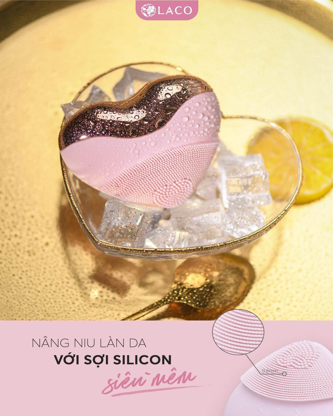 LACO mở bán Máy rửa mặt Laco Luxury kiểu dáng đẹp bất ngờ - Ảnh 5.