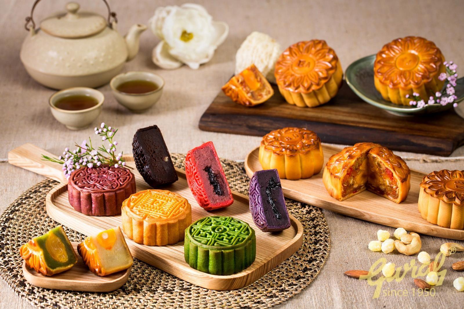 """""""Bóc giá"""" nhanh bánh trung thu truyền thống của các nước châu Á, bánh Việt Nam tính ra còn rẻ chán - Ảnh 8."""