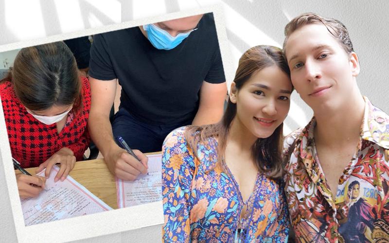 Sang Việt Nam 3 tuần, người đàn ông Ba Lan cưới được cô vợ Việt, trong ngày ký giấy đăng ký kết hôn, em trai chú rể có hành động khiến tất cả bất ngờ