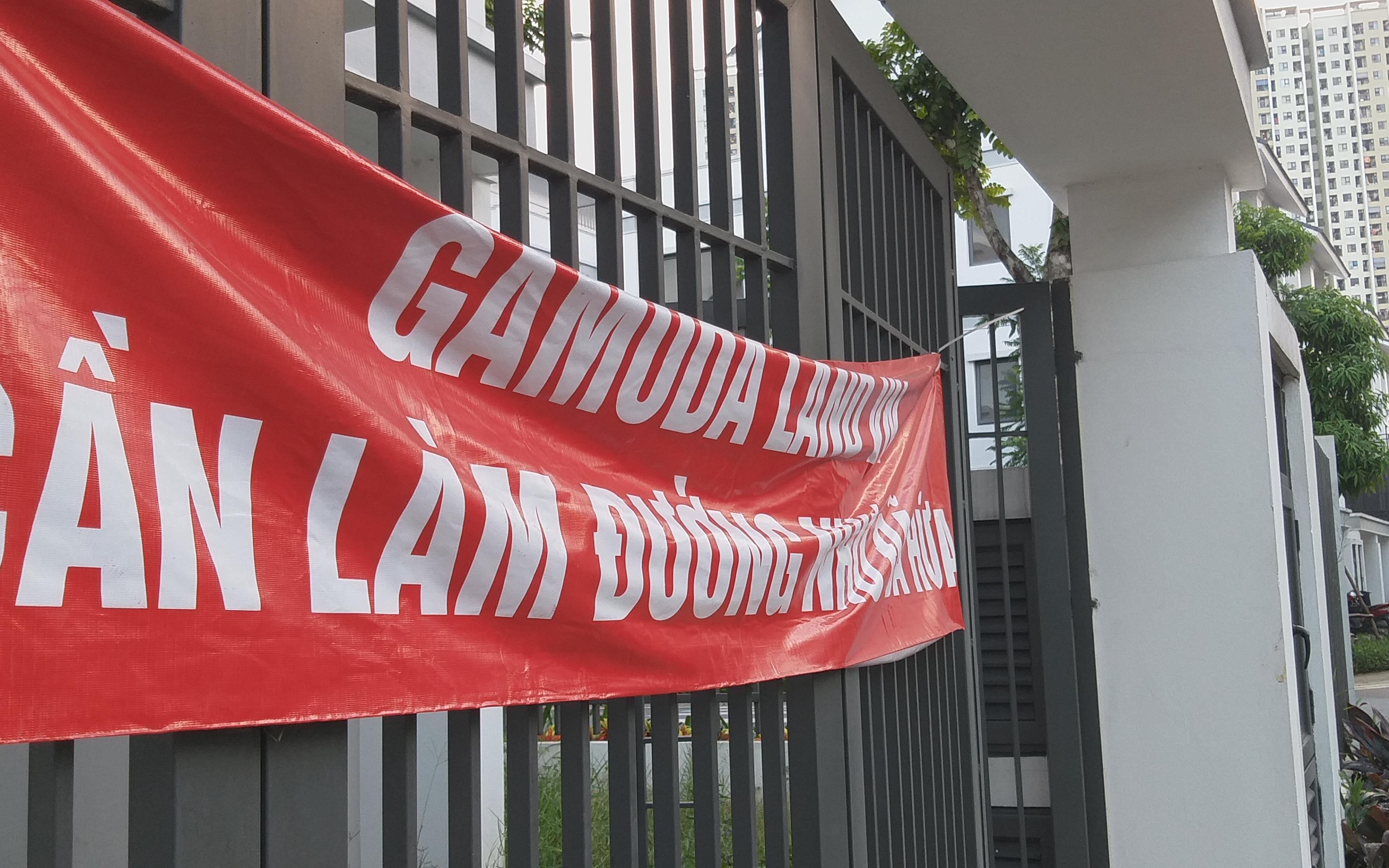 Lùm xùm dự án cao cấp C2 Gamuda Garden: Cư dân sững sờ nhận thông báo đòi nhà, tố chủ đầu tư coi thường pháp luật