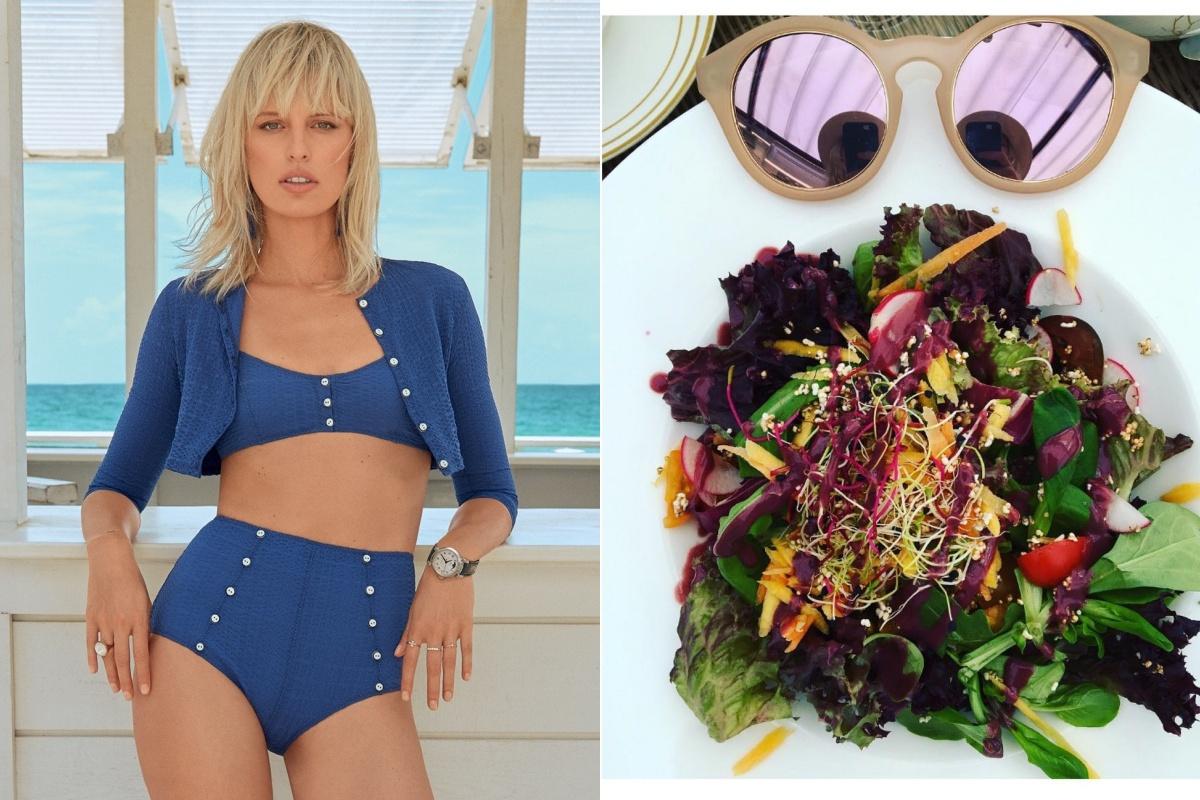 Để giảm cân hiệu quả và da dẻ hồng hào, bạn cứ học Miranda Kerr, Kate Upton… ăn salad mỗi ngày - Ảnh 2.