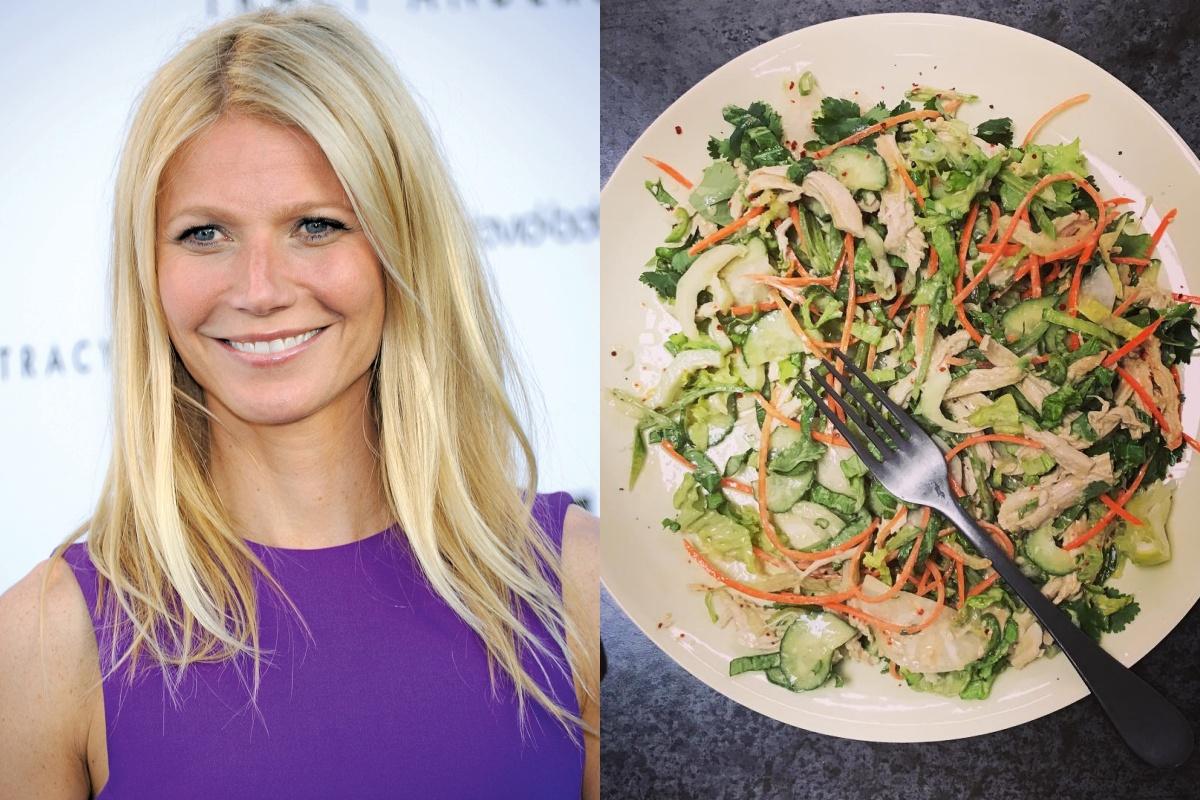 Để giảm cân hiệu quả và da dẻ hồng hào, bạn cứ học Miranda Kerr, Kate Upton… ăn salad mỗi ngày - Ảnh 3.