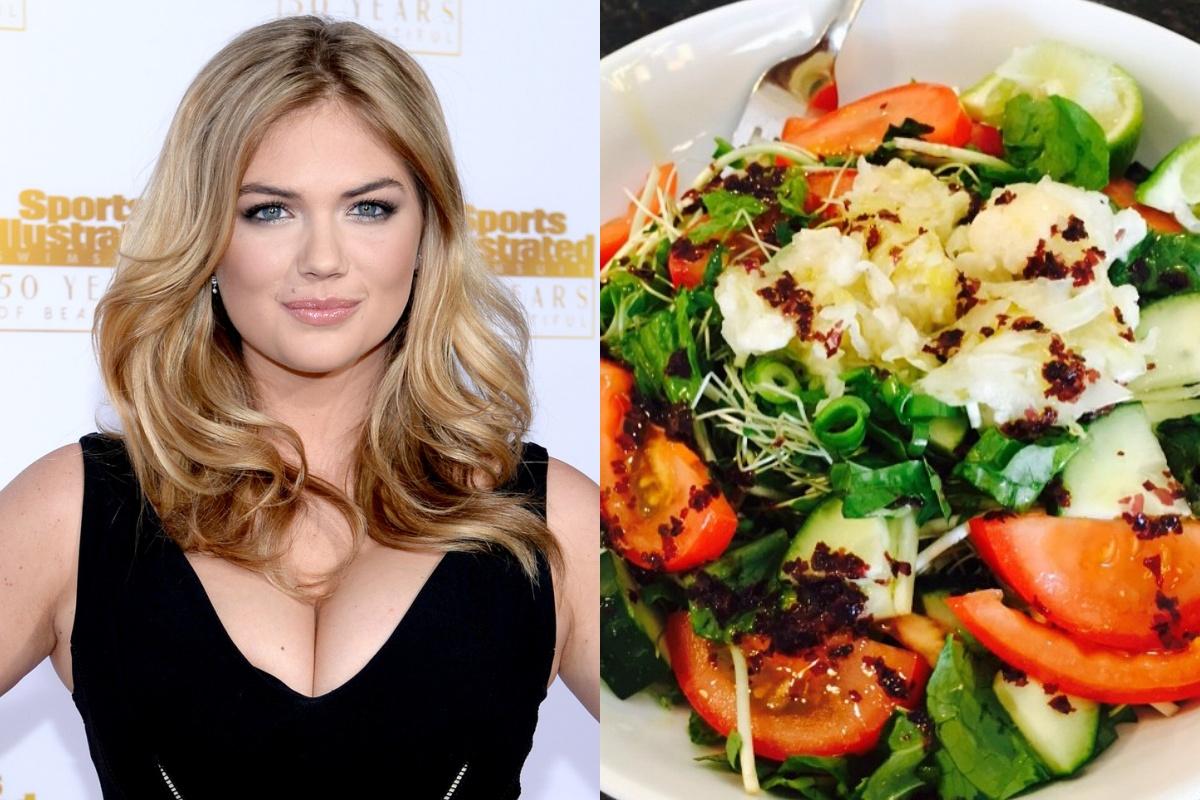 Để giảm cân hiệu quả và da dẻ hồng hào, bạn cứ học Miranda Kerr, Kate Upton… ăn salad mỗi ngày - Ảnh 6.