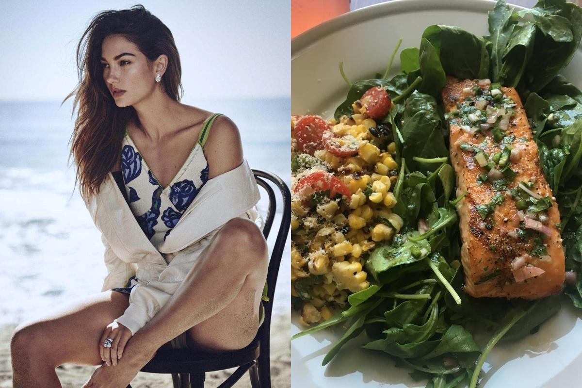 Để giảm cân hiệu quả và da dẻ hồng hào, bạn cứ học Miranda Kerr, Kate Upton… ăn salad mỗi ngày - Ảnh 7.