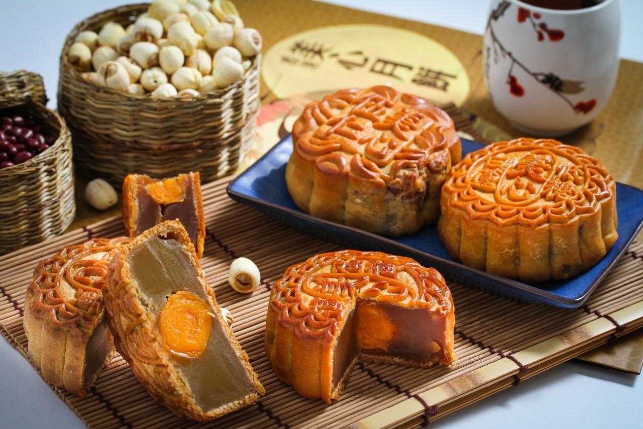 Từ điển calo của một chiếc bánh Trung Thu - Ảnh 1.