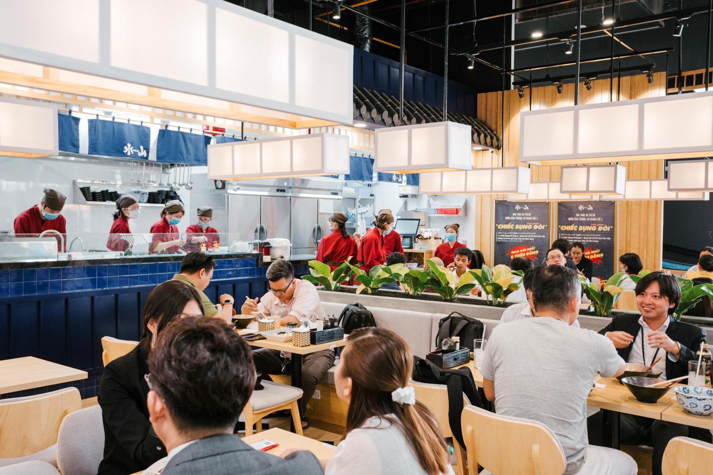 Thương hiệu mì Udon tươi hàng đầu Nhật Bản SUIZAN khai trương cửa hàng thứ 3 ở Lotte Mart Gò Vấp - Ảnh 2.