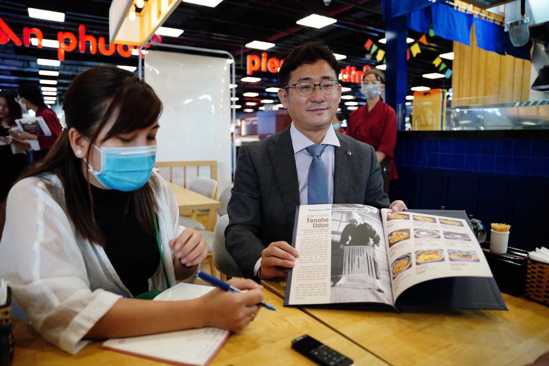 Thương hiệu mì Udon tươi hàng đầu Nhật Bản SUIZAN khai trương cửa hàng thứ 3 ở Lotte Mart Gò Vấp - Ảnh 5.
