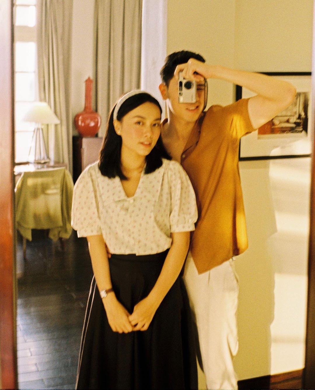 11 set đồ vừa đẹp còn vừa dễ mặc từ sao Việt mà bạn có thể áp dụng ngay cho style đi chơi ngày nghỉ lễ - Ảnh 11.