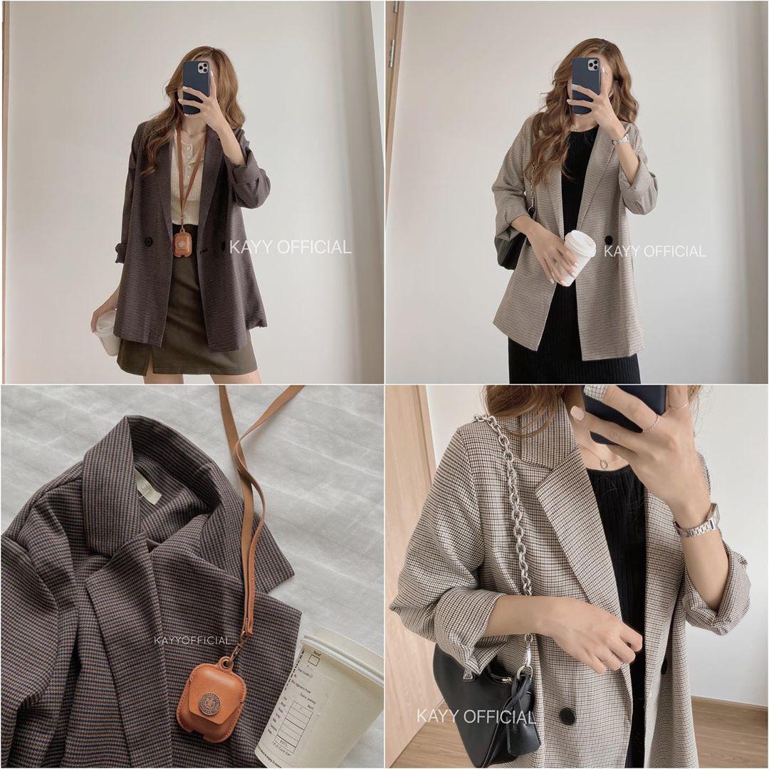 3 kiểu áo khoác kinh điển của mùa Thu, sắm đủ thì định nghĩa mặc xấu sẽ không còn trong từ điển của bạn - Ảnh 17.