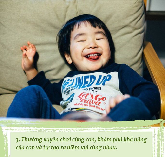 Bố mẹ sẽ tiếc nuối nếu không trao 5 điều này cho con trước khi khôn lớn và rời xa vòng tay của chúng ta - Ảnh 3.