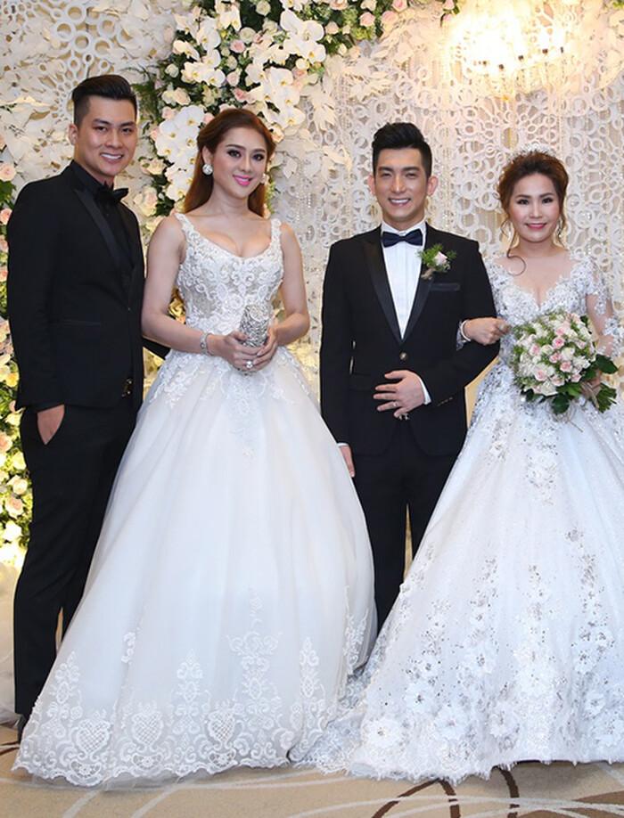 """Mùa cưới đang đến, đừng biến mình thành chủ đề bàn tán với những kiểu trang phục """"sai lè"""" như một vài sao Việt trong quá khứ - Ảnh 5."""
