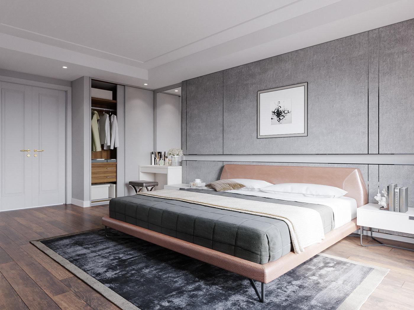 Tư vấn thiết kế nhà 2 tầng có diện tích 42m² gồm 2 phòng ngủ hiện đại với chi phí 164 triệu đồng - Ảnh 10.