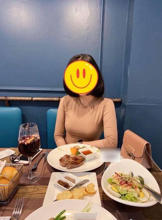 """Tố bạn gái chê bai quán vỉa hè đòi ăn nhà hàng sang chảnh, chàng trai xa xẩm mặt mày khi bị """"nữ chính"""" bóc phốt ngược: 500.000 đồng/2 người mà cũng kể lể? - Ảnh 2."""
