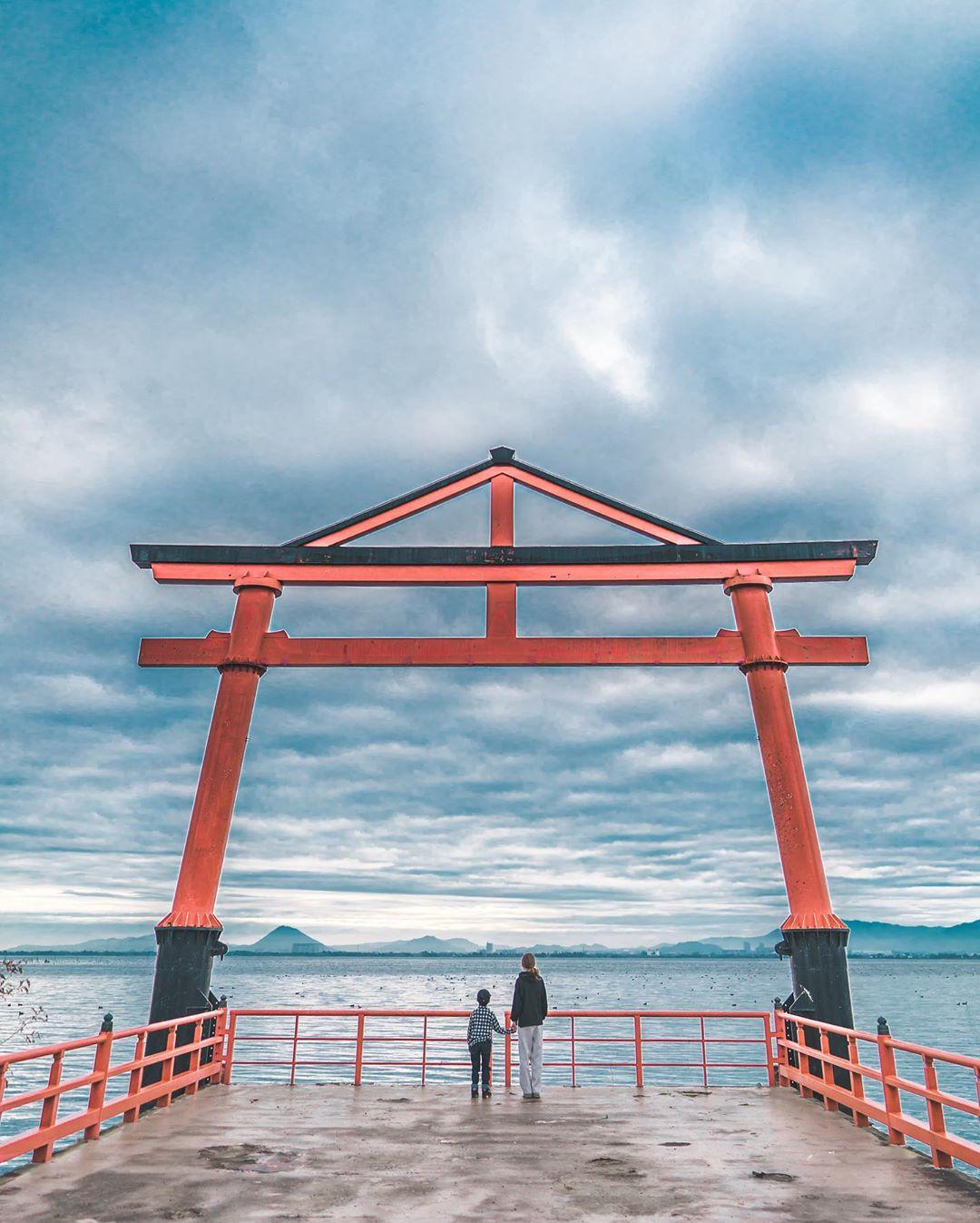 """Có một nước Nhật đẹp đến nao lòng qua ống kính của ông bố trẻ """"mê"""" chụp ảnh vợ và con trai, ai xem xong cũng """"tan chảy"""" - Ảnh 21."""